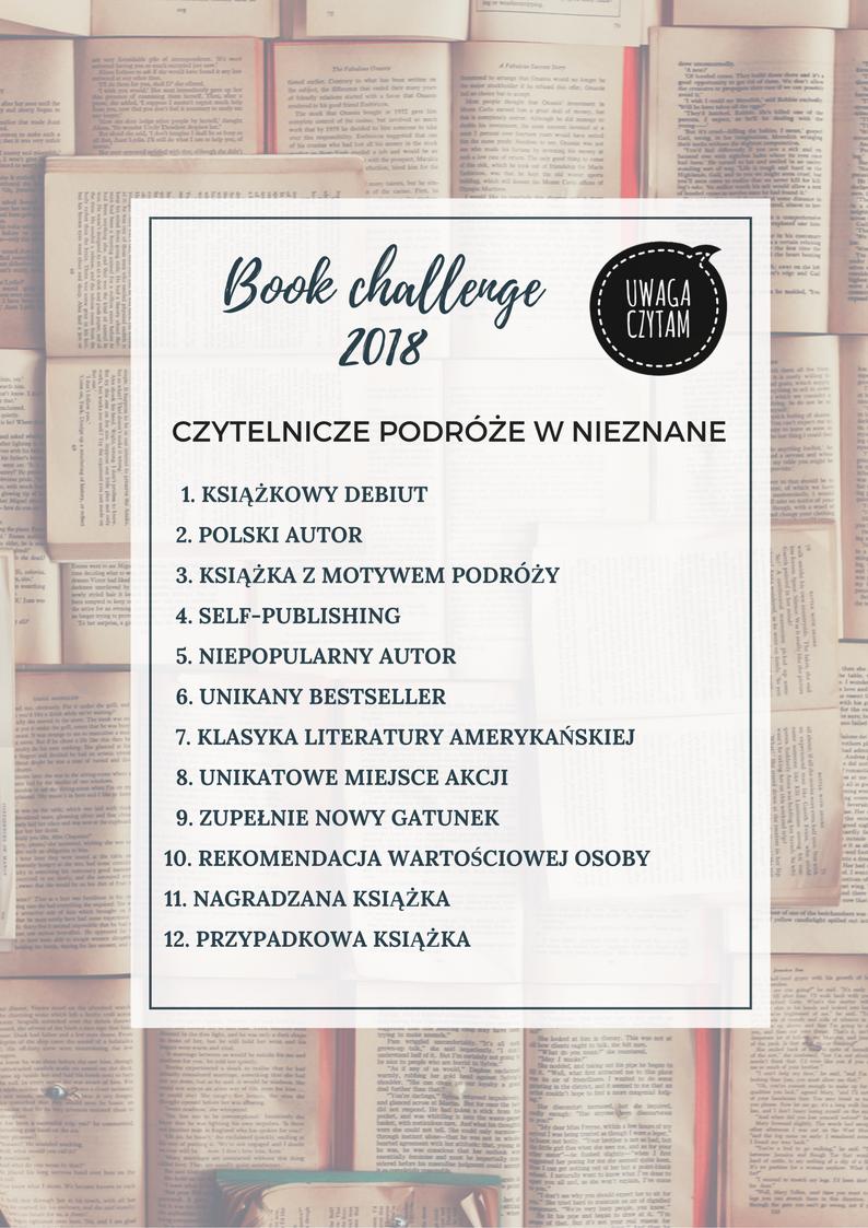 Book challange 2018 v2